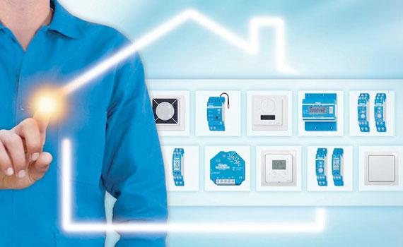 Anwendungsschulungen: Eltako Smart Home Professional mit EnOcean (vernetztes Haus)